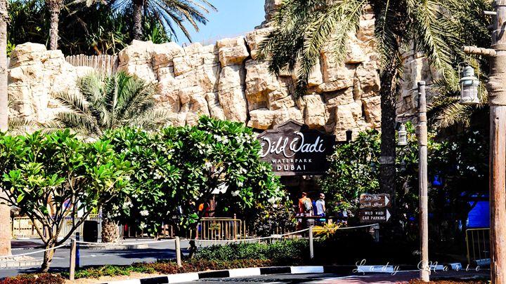 DUBAI'S WATERPARK - Lady Marie