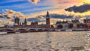 London on the Thames