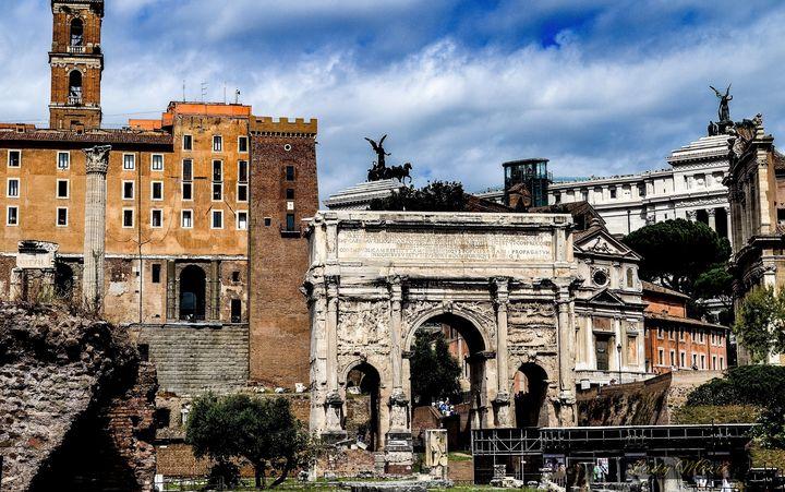 History in Ruins II - Lady Marie