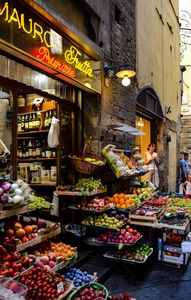 Fresh Fruits and Vegetables-Florence - Lady Marie
