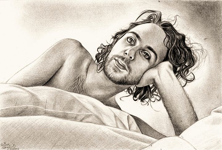 Jake in the Morning - Larissa Børglum, Artist