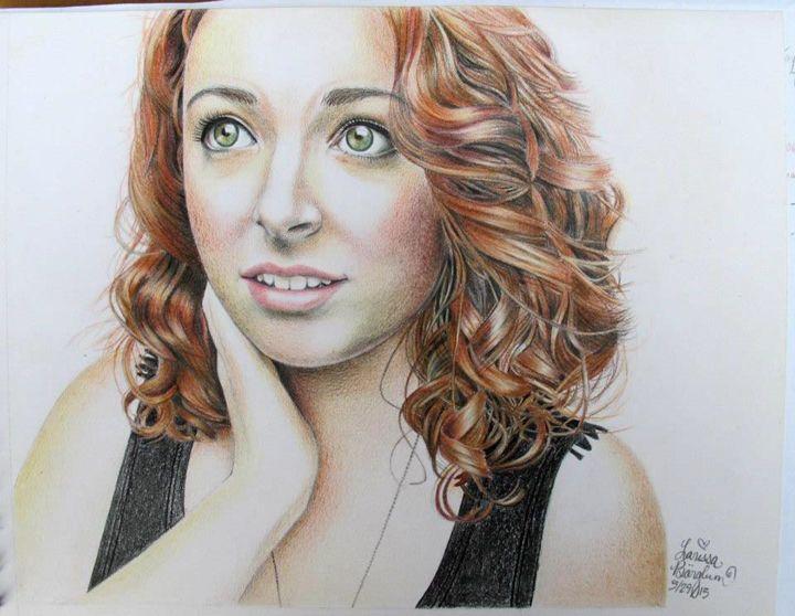 Meredith - Larissa Børglum, Artist