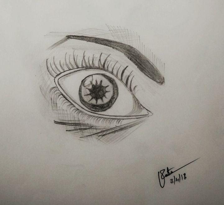 Eye - Aditya's