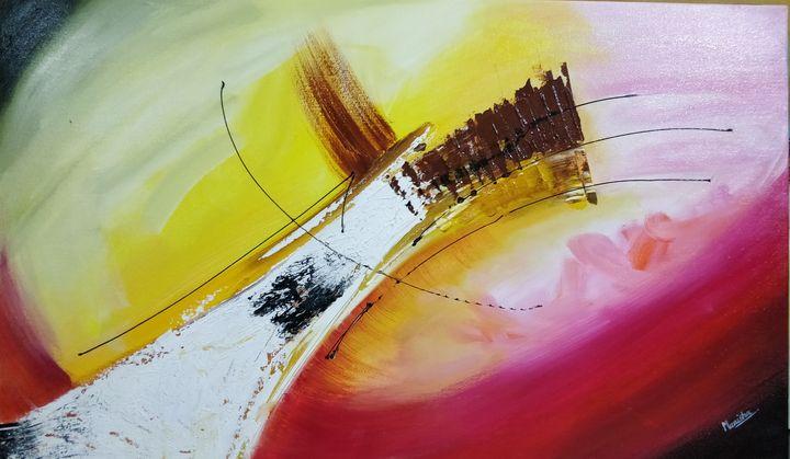 midow of thoughts - Manisha Patel
