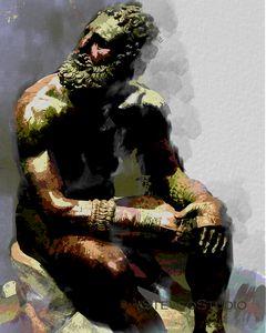 Classical Bronze A1197