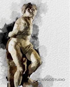 Michelangelo Slave A11100