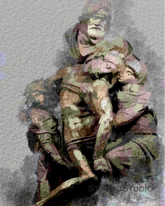 Michelangelo Marble A11113 - StevgoStudio