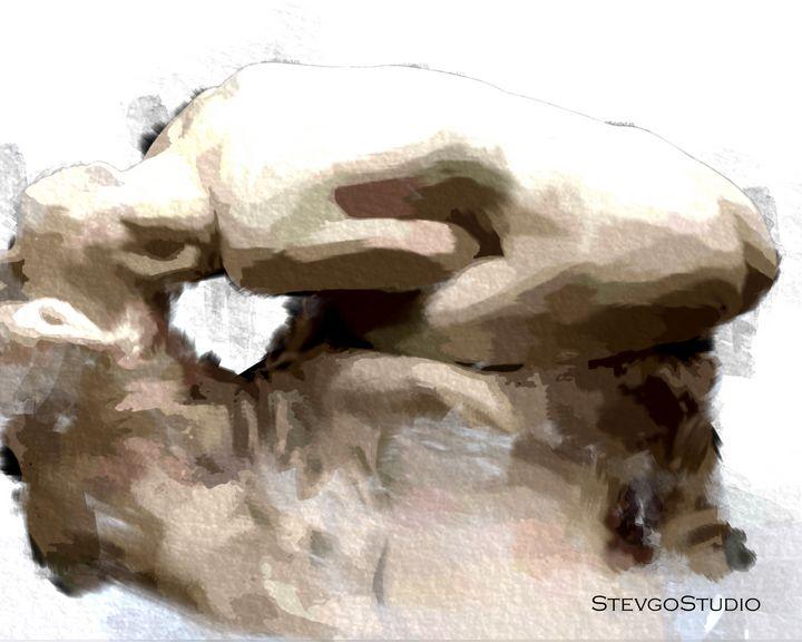 Rodin Marble A1187 - StevgoStudio