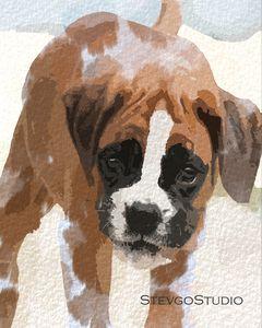 cute puppy A1279