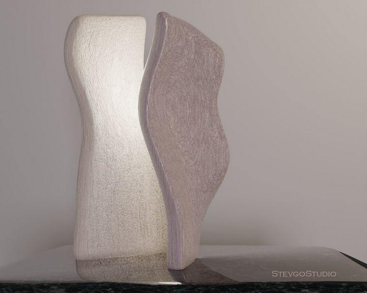 Sculpture SB0705a - StevgoStudio