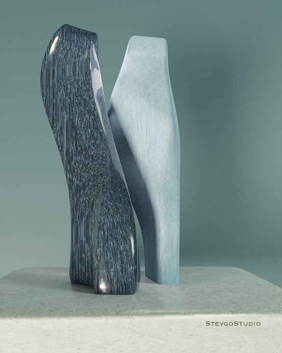 Sculpture SB0710 - StevgoStudio