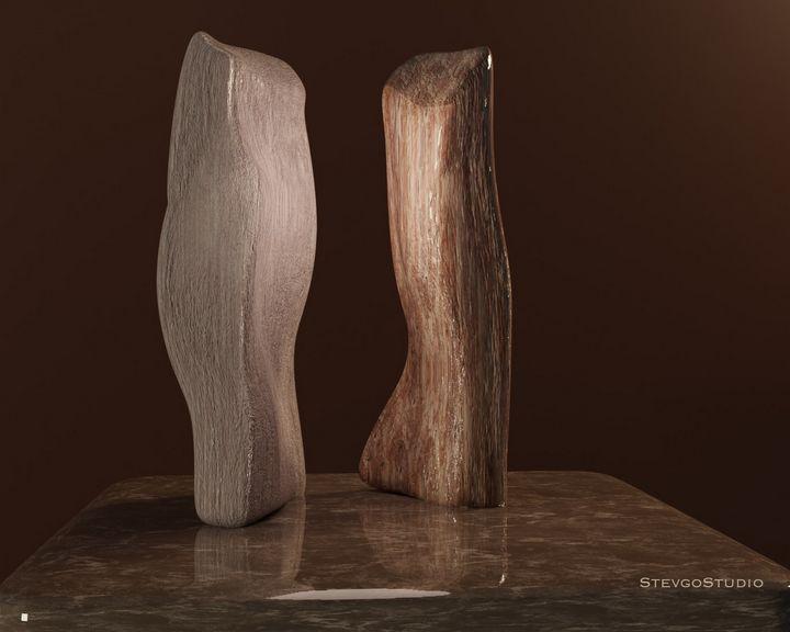 Sculpture SB0706 - StevgoStudio