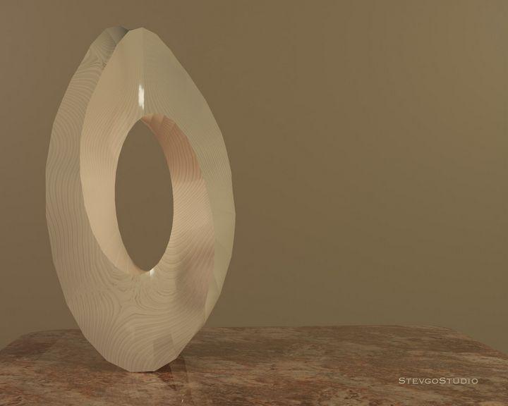 Sculpture SB0720 - StevgoStudio