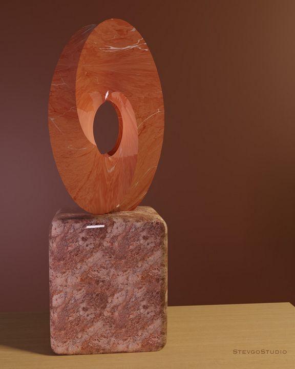 Sculpture SB0721 - StevgoStudio