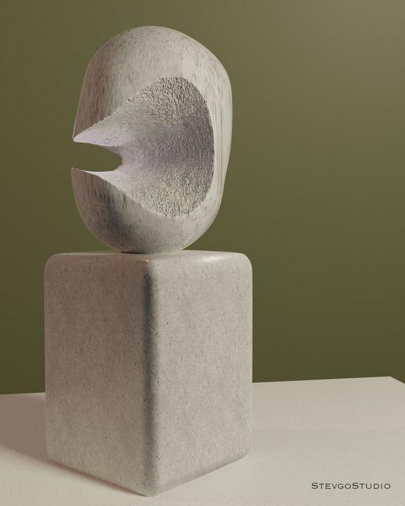 Sculpture SB0722 - StevgoStudio