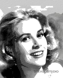 Grace Kelly 1929-1982 A0939