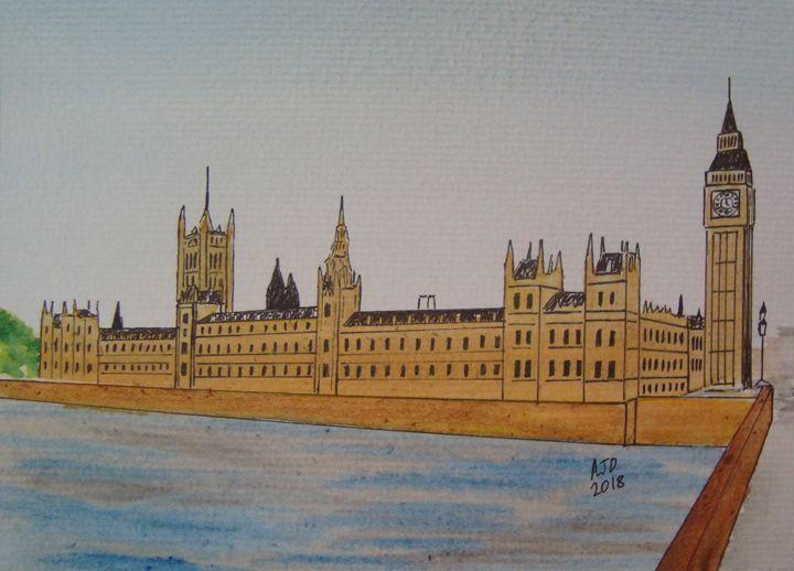 Westminster - Adam Darlingford