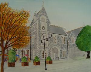 Christchurch Arts Centre Clock Tower - Adam Darlingford
