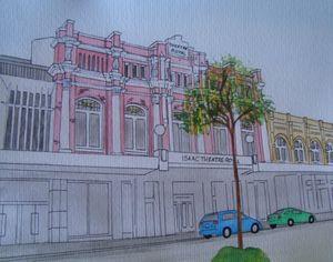 Issac Theatre Royal, Christchurch