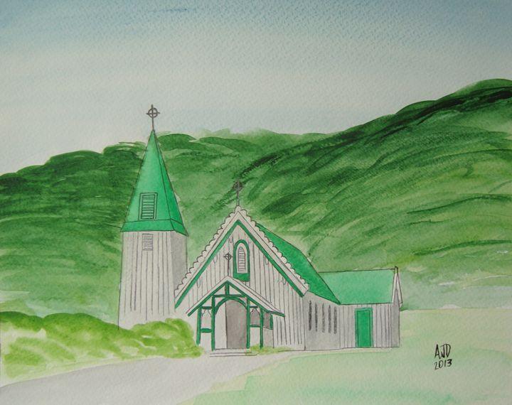 Saint Patrick's Akaroa - Adam Darlingford