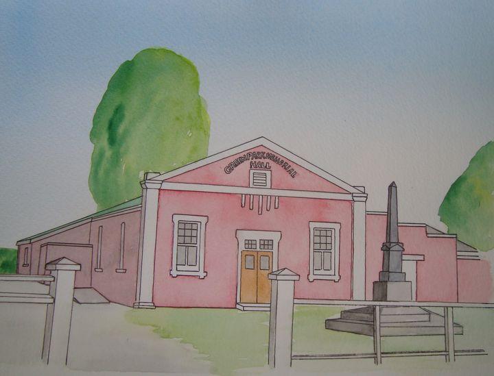 Greenpark Memorial Hall - Falcon Peak Gallery