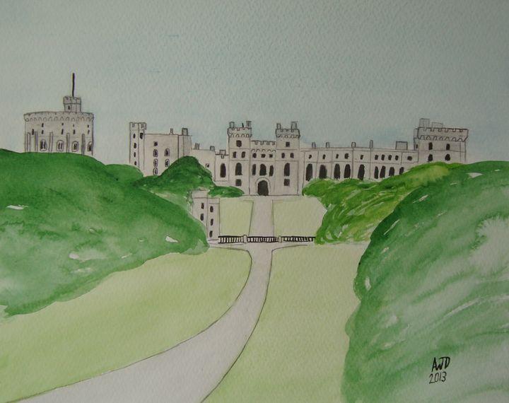 Windsor Castle - Adam Darlingford