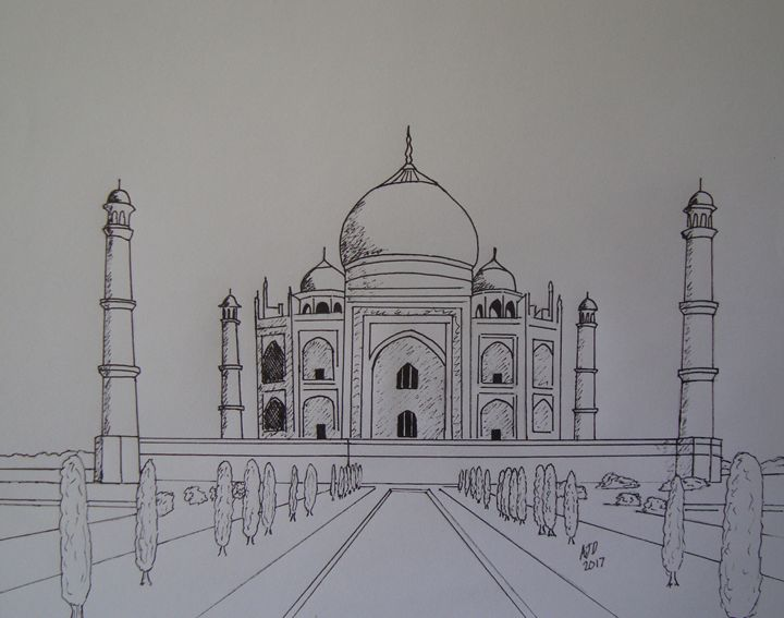 The Taj Mahal - Adam Darlingford
