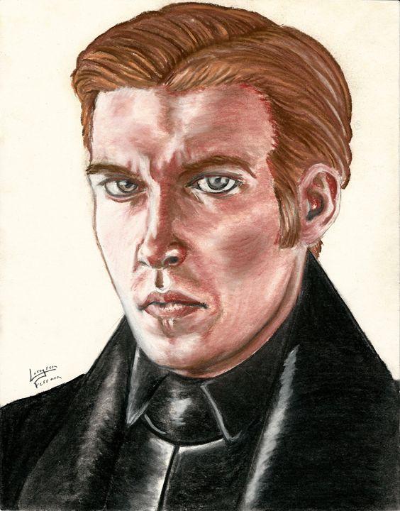 Domhnall Gleeson as Hux in Star Wars - 3-PiCO Fandom Crafts