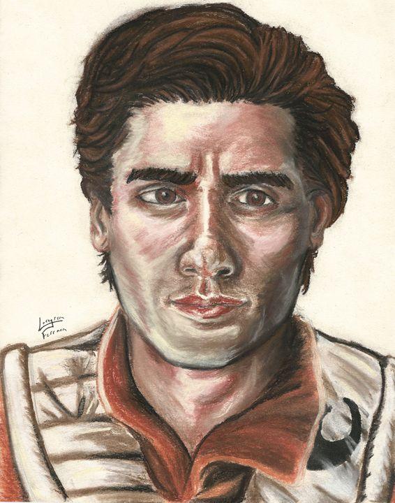 Oscar Isaac as Poe from Star Wars - 3-PiCO Fandom Crafts