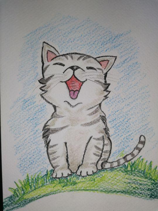 Happy Kitten - Vanilla