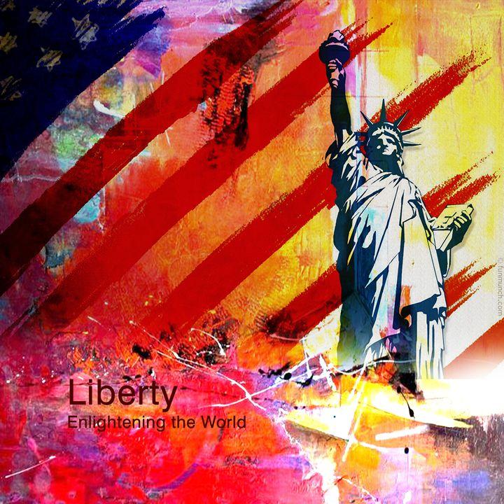 Statue of Liberty - Gull G