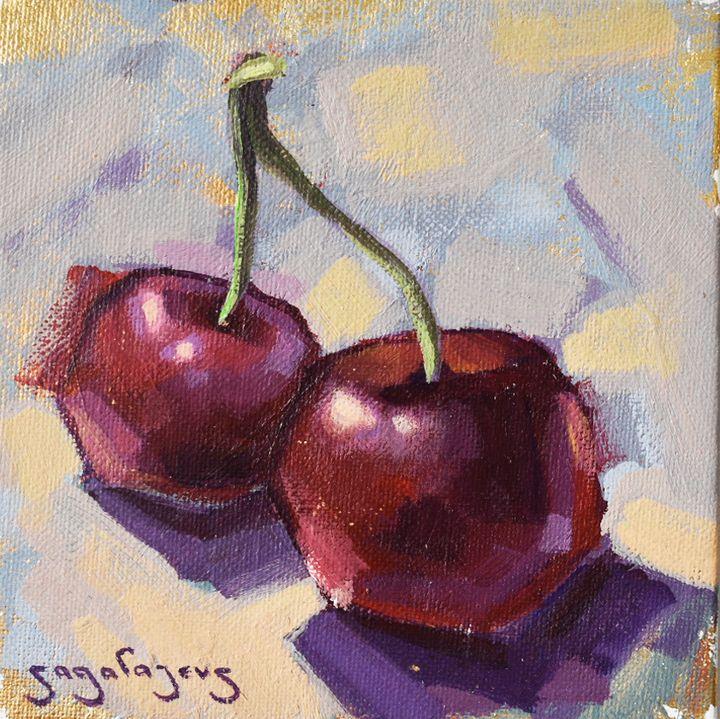 Cherries - Sagalajevs