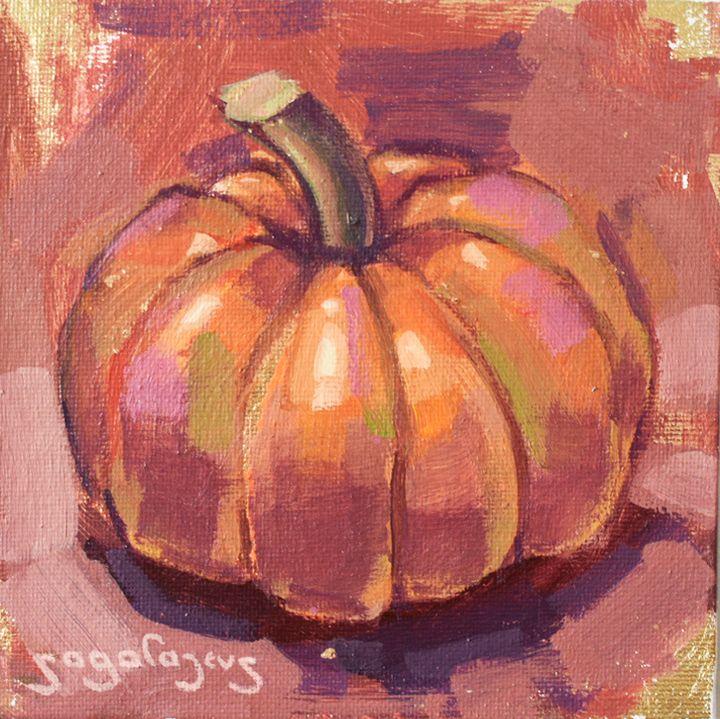 Pumpkin - Sagalajevs
