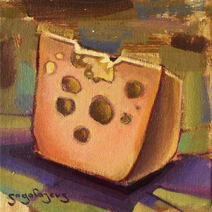 Cheese block