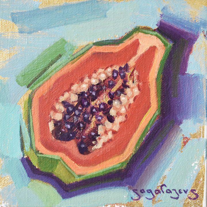 Papaya - Sagalajevs