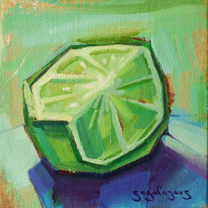 Lime - Sagalajevs