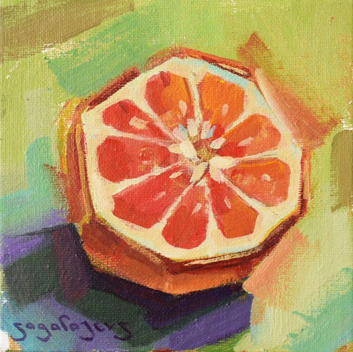Grapefruit - Sagalajevs
