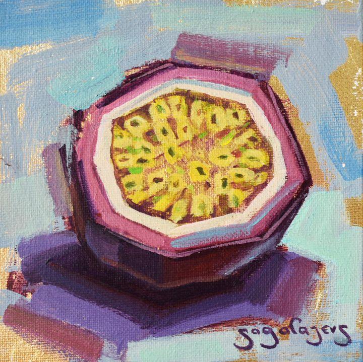 Passion fruit - Sagalajevs