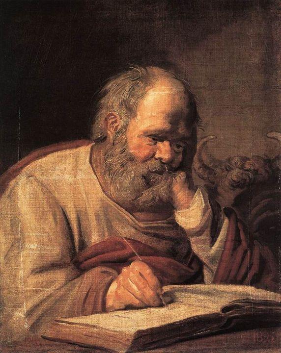 St.Luke - APE Paintings & Drawings