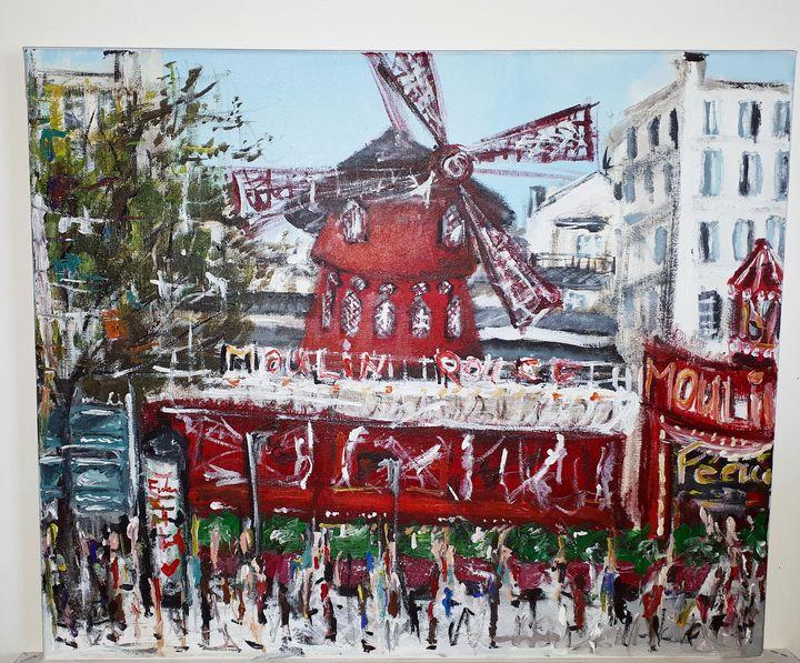 Moulin Rouge - Julia Syn