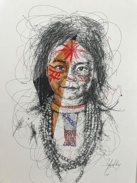 rebel child - siabeyz art&design