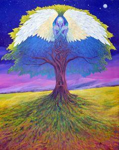 ARBOL ANGEL