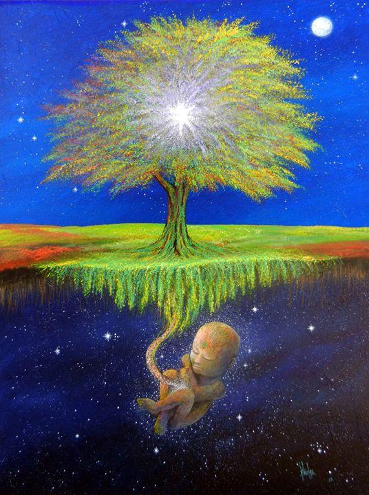 ARBOL DE VIDA TREE OF LIFE - ALFREDO DAVALOS