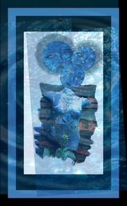 Blue Lady 2