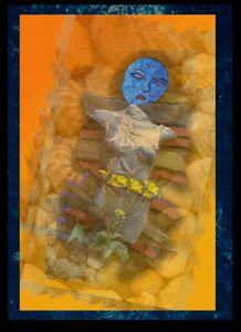 lady blue - blackqueen50