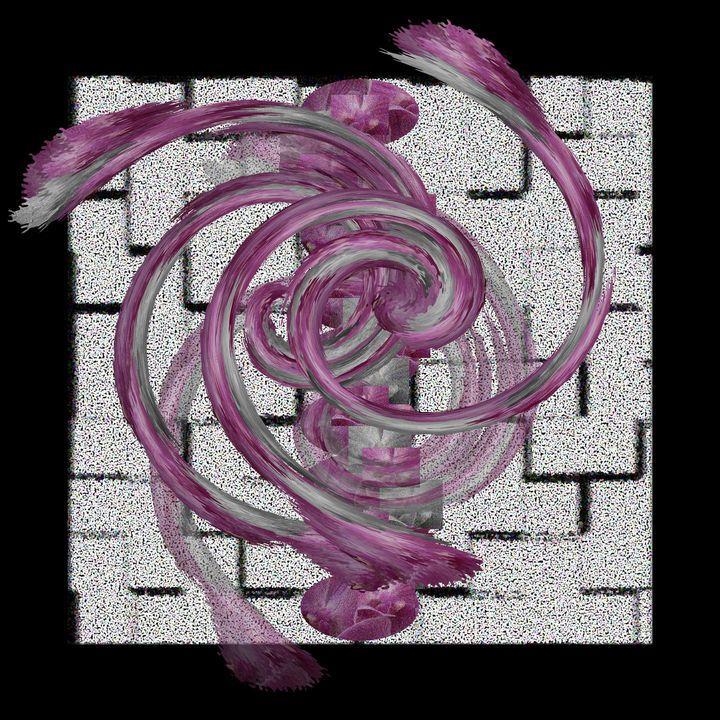 Purple Tidal Waves - blackqueen50