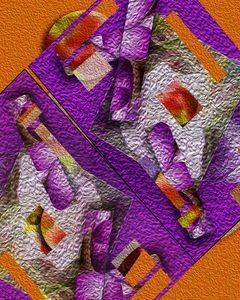 Purple Pale Planets - blackqueen50