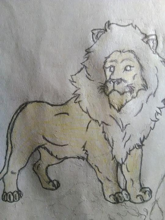 Lion - PITBULL
