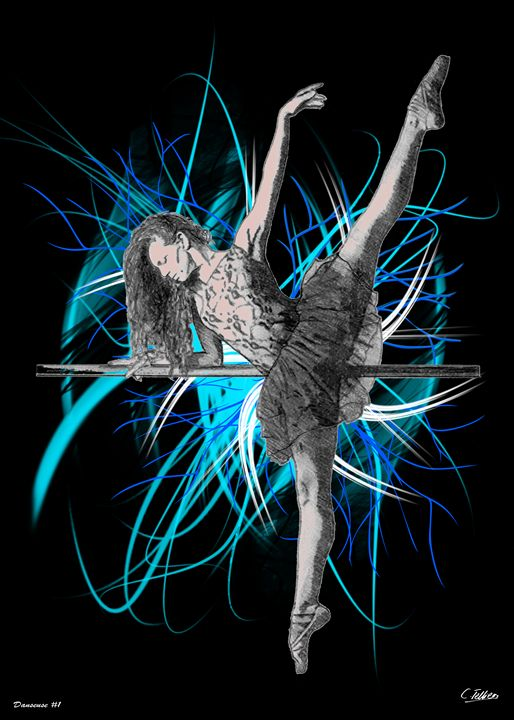 Danseuse #1 - C.Tellier