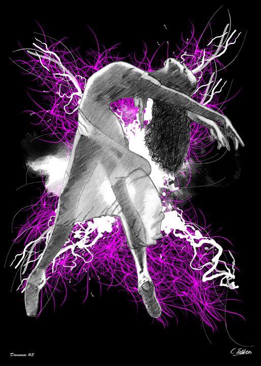 Danseuse #3 - C.Tellier